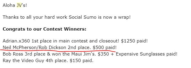 Social Sumo